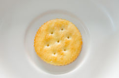 Backgrond saporito dei biscotti Fotografie Stock Libere da Diritti