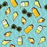 Backgropund sans joint de plage d'été Photo stock