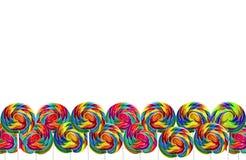 Backgrou lizaki odizolowywający na biały backgrou obrazy stock
