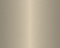 Backgrou spazzolato di struttura del metallo Fotografia Stock