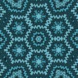 Backgroubd abstrait avec la couleur bleue illustration stock