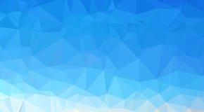 Backgroud abstracto geométrico polivinílico bajo para la disposición del folleto Imagenes de archivo