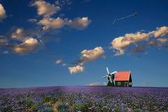 Backgroud de printemps Image libre de droits