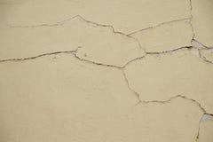 Backgroud de superfície pintado Taupe Tiro horizontal Fotografia de Stock Royalty Free