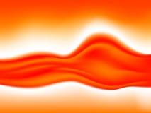 Backgroud horizontal rojo Imagen de archivo libre de regalías