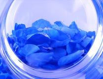 Backgroud met rozenbloemblaadjes stock foto