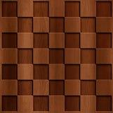 Backgroun astratto di legno Fotografia Stock Libera da Diritti