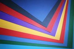 Backgroun coloré multi Photo libre de droits
