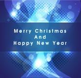 Backgroun creativo 2014 de la celebración de la Feliz Año Nuevo Foto de archivo libre de regalías