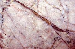 Backgroun de mármore natural do rosa e o branco e o cinzento do teste padrão da textura foto de stock royalty free