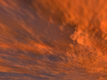 Background. Sky Background Stock Image