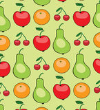 Background. Fruits background for different purposes Stock Images