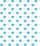 Background. Braun cuddle-bear isolated on a white background royalty free illustration