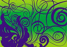 Background_12_1 Royaltyfri Foto