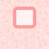 Background. For frame with ribbon,  illustration Royalty Free Stock Photo