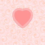 Background. For frame with ribbon,  illustration Stock Photography