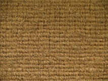 Background. Natural rug material background and horizontal texture Royalty Free Stock Images