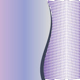Background. Illustration halftone background inclined at an angle of 45 degrees Royalty Free Stock Photos