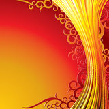 Background. Illustration of beauty flame background-vector available vector illustration