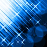 Background. Of abstract ray - Computational graphic Royalty Free Stock Photography