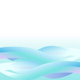 Background. Abstract background with the waves Royalty Free Stock Photography
