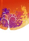 Background. Abstract creative design background Royalty Free Stock Photo
