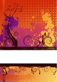 Background. Abstract design background  drawing Stock Photography