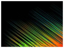 Festive striped background. Illustrated colourful festive striped background Stock Photography
