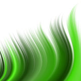 Background. Abstract green background - futuristic effects stock illustration