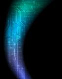 Background. Abstract design, modern technology theme  template eps10 Stock Photography