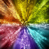 Background. Bright colored shiny abstract background Stock Image