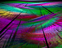 Background. Multi coloured celebratory abstract background Royalty Free Stock Photography