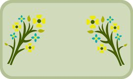 Background. A background design for greeting or card Stock Illustration