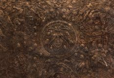 Background. Antique decorative background hi res Royalty Free Stock Images