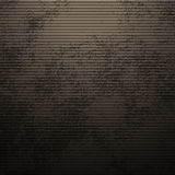 Background. Vector illustration of a metallic background with perforation Royalty Free Stock Photography