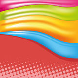 Background. Colorful background illustration,corporate design Royalty Free Stock Images