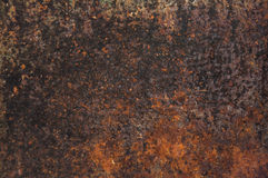 Background. Rust iron for background Stock Image