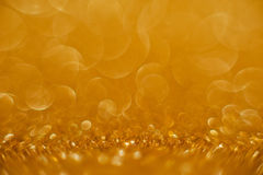 Background. Gold shiny background with good light Royalty Free Stock Photography