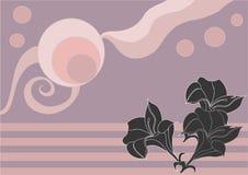 Background. A illustration of a decorative background vector illustration
