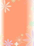 Background. Flower power background Royalty Free Illustration