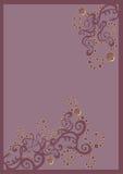 Background. A illustration of a decorative background royalty free illustration