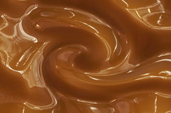 Background. The abstract chocolate circulation background royalty free illustration