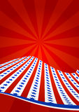Background_4july Stock Image