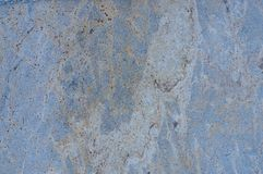 Background. Blue colored natural marble texture background Stock Images