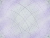 Background. With circles and curves Royalty Free Stock Image