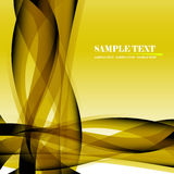 Background. Abstract Gold Background Texture Banner Illustration Royalty Free Stock Photos