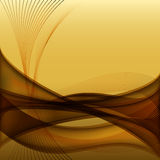 Background. Abstract Gold Background Texture Banner Illustration Royalty Free Stock Images