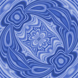 Background. Blue background royalty free illustration