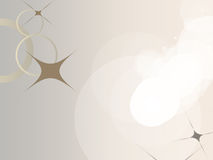 Background. Illustration drawing of star background design Royalty Free Stock Image