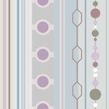 Background. Abstract vector background. circles and lines Stock Image